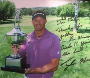 Tyler Hall 2015 NJ State Open Winner